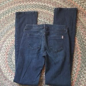 Siwy made is the USA boot cut denim